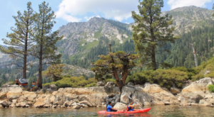 This Campsite In Northern California Is So Remote, It's Only Accessible By Boat