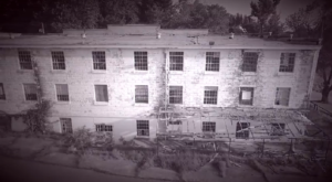 Drone Footage Captured At This Abandoned Maryland Asylum Is Truly Grim