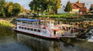 Take A European Cruise Without Leaving Michigan On This Unique Riverboat Tour