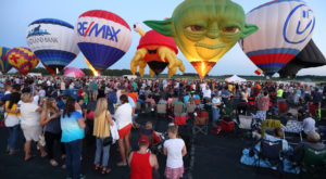 Spend The Day At This Hot Air Balloon Festival In Ohio For A Uniquely Colorful Experience