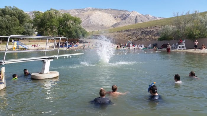 mcgill pool the natural swimming hole in nevada that takes you back in time