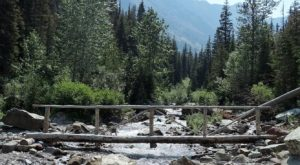The Beautiful Bridge Hike In Montana That Will Completely Mesmerize You