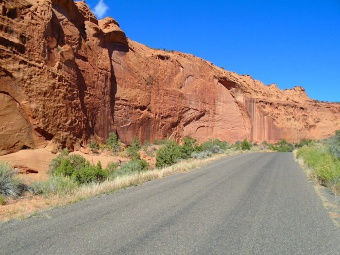 The Burr Trail Is A Remote Road In Utah That S Absolutely