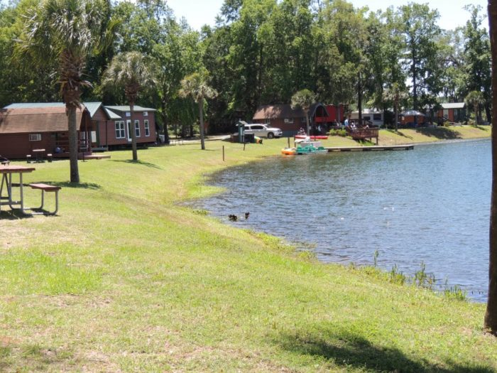Mt Pleasant Koa The Picturesque South Carolina Campground