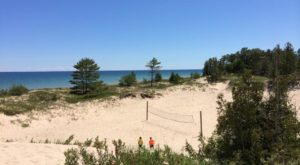 This Lesser-Known State Park In Michigan Has Amazing Beachfront Camping