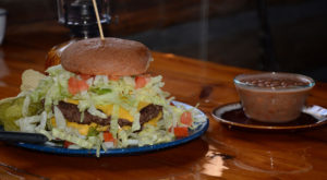 The Spectacular Restaurant In Nebraska Where You Can Order A Two-Pound Burger