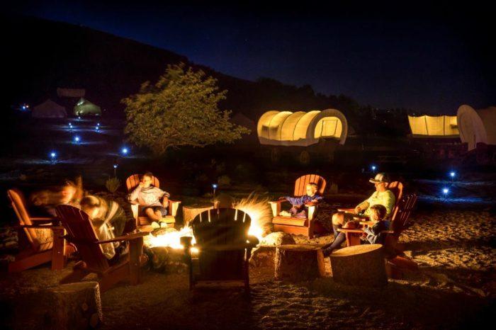 Conestoga Ranch Glamping Resort In Utah Will Take You Back