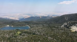 Hike To The Top Of The World On This Heart-Pounding Montana Trail