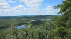 The Easy Trail In Minnesota That Will Take You To The Top Of The World