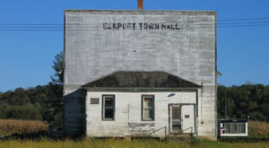 This Hauntingly Beautiful Iowa Ghost Town Is Plagued With A Tragic Past