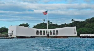 A Famous Pearl Harbor Memorial Has Been Closed Indefinitely