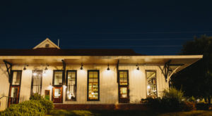 This Popular Restaurant in Georgia Was Once A Railroad Station & The History Is Truly Fascinating