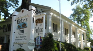 The Little-Known B&B In Ohio That Was Once A Stop On The Underground Railroad