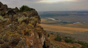 There's A Beautiful Volcano Hike In Idaho Most People Don't Know About