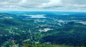 The Easy Trail In Washington That Will Take You To The Top Of The World