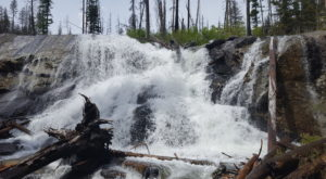 The Hike To This Secluded Waterfall In Montana Is Positively Amazing