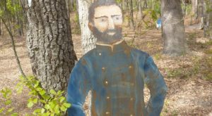 This Historic Hike In South Carolina Will Lead You To A Haunting Civil War Memorial