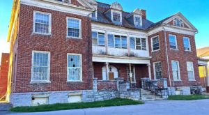 This Ghost Hunt In A Former Virginia Psychiatric Hospital Isn't For The Faint Of Heart