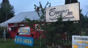 This Unassuming Backyard Restaurant In Idaho Is Actually A Culinary Gem