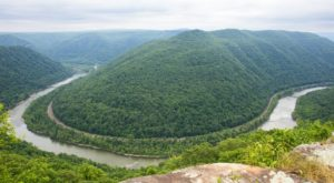 The State Park In West Virginia With Phenomenal Hiking Trails And Even Better Views