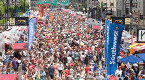 The Epic Outdoor Food Fest In Cincinnati You Simply Cannot Miss