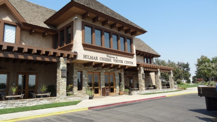 Cheese Factory California Tours