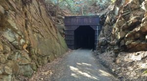 This Amazing Hiking Trail In Virginia Takes You Through An Abandoned Train Tunnel