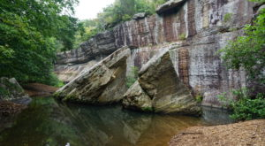 The Hike To This Gorgeous Illinois Swimming Hole Is Everything You Could Imagine