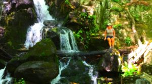 The Underrated Waterfall Hike In Connecticut That Is Perfect For A Summer Day