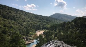 This Waterfall Staircase Hike May Be The Most Unique In All Of Arkansas