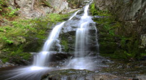 Some People Call This Waterfall In Maine A Little Slice Of Paradise