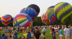 Spend The Day At This Hot Air Balloon Festival In Alabama For A Uniquely Colorful Experience