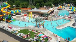 This Waterpark Campground In Minnesota Belongs At The Top Of Your Summer Bucket List