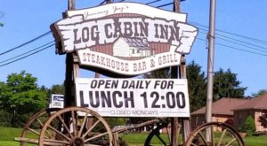 The Remote Cabin Restaurant In Maryland That Serves Up The Most Delicious Food