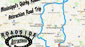 Take This Quirky Road Trip To Visit Mississippi's Most Unique Roadside Attractions