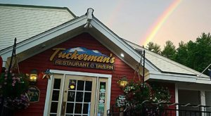 This Small Town New Hampshire Pub Has Some Of The Best Food In New England