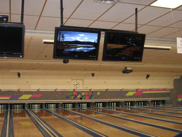 Park Place Lanes [Bowling Center], Salem - 16 Rockingham Rd