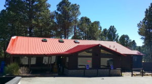 The Remote Cabin Restaurant In New Mexico That Serves Up The Most Delicious Food