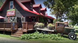 This Adorable Cabin In Oklahoma Serves Up Some Of The Most Amazing Food You've Ever Tried