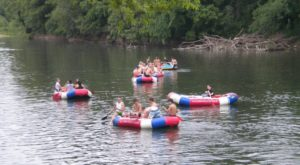 This All-Day Float Trip Will Make Your Oklahoma Summer Complete