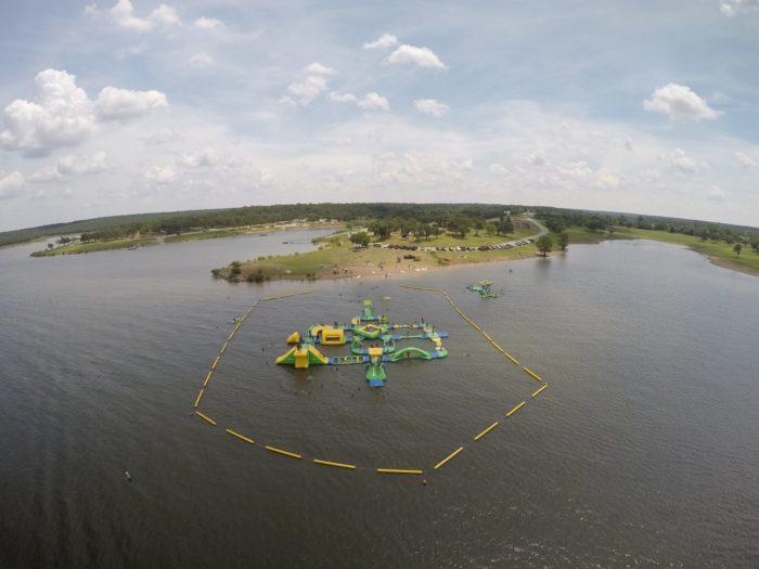 Jellystone Park In Eufaula Oklahoma Is A Waterpark