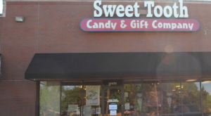 One Of The Best Candy Counters In The World Is Right Here In Oklahoma