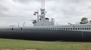Stay Overnight On An Old WWII Submarine Right Here In Oklahoma