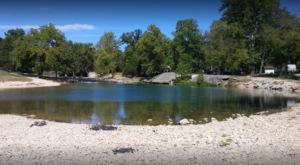 This Secluded Lagoon In Oklahoma Might Just Be Your New Favorite Summer Swimming Spot