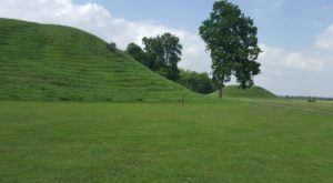 Few People Know The Tallest Mounds In The Nation Are Right Here In Arkansas With A Fascinating History
