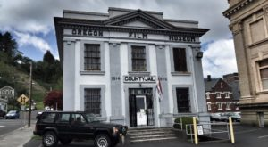 This Oregon Museum Is Actually An Old Jail And It's As Fascinating As It Sounds