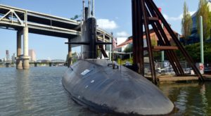 Stay Overnight On An Old Submarine Right Here In Oregon