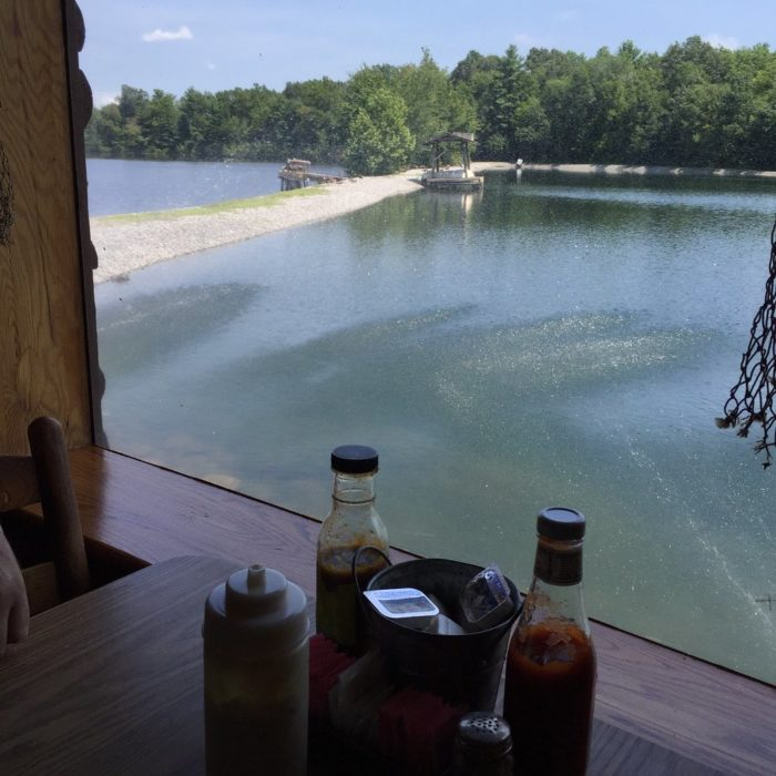 Drive To Catfish Lake Restaurant