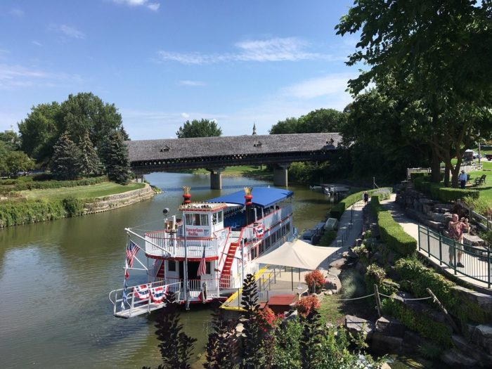 Bavarian Belle Is Best European Riverboat Tour In Michigan