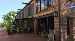 This Historic Restaurant In Virginia Used To Be A Hay House And You'll Want To Visit